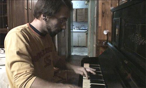 Pascal au piano